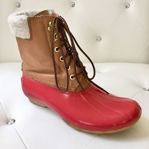 Sperry Topsider Waterproof Duck Boots
